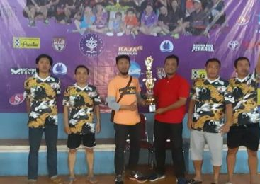 Tirta Karya Juara Balakujang Open Group Tournament 2019