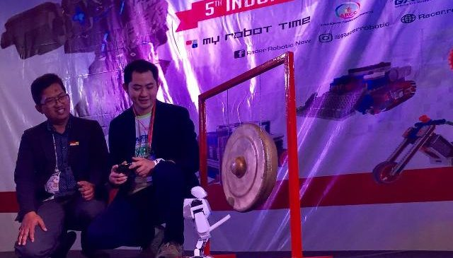 Sinar Mas Land Gelar Indonesian Youth Robot Competition di ICE BSD City, Sebuah Kompetisi Robotic Anak Terbesar di Indonesia